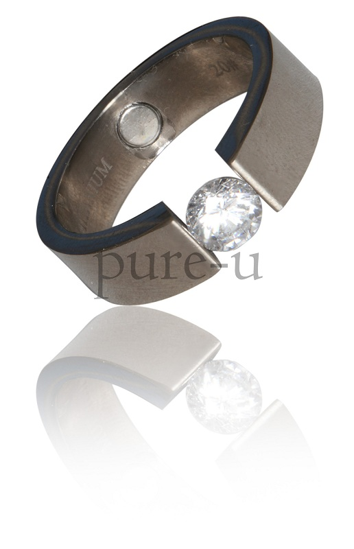 Crystal Magnetic Ring