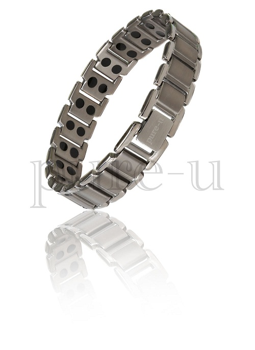 Gents-Double-Magnetic-Bracelet