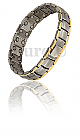 Gents-Gold-Super-Magnetic-Power-Bracelet